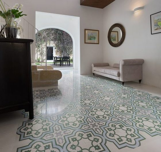 Halman Maltese Tiles
